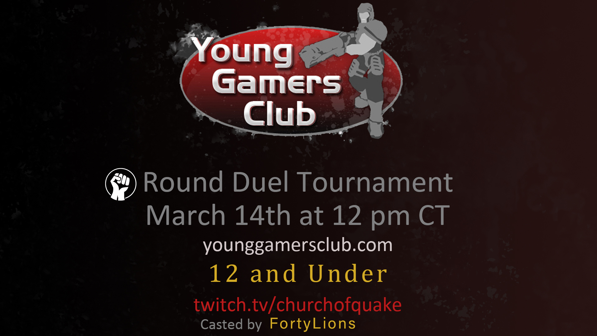 Young Gamer's Club Tournament
