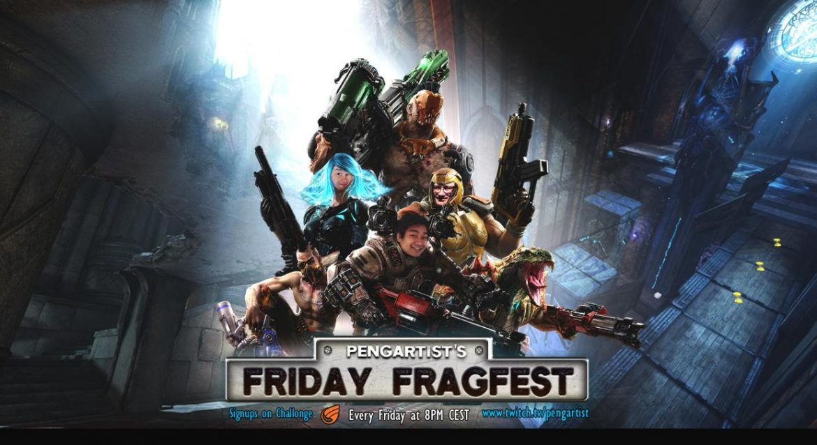 Friday evening is for casual FragFest #91