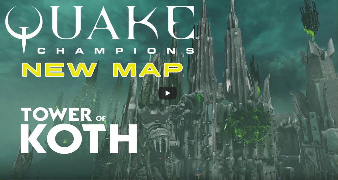 Tower of Koth Map Preview