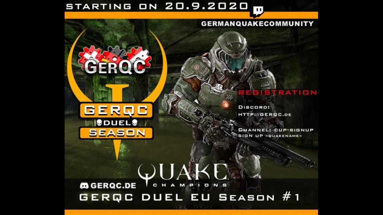 German Quake Community Duel season