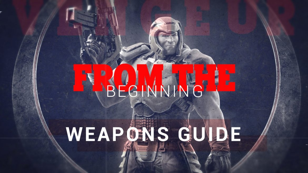 From the Beginning: Weapons