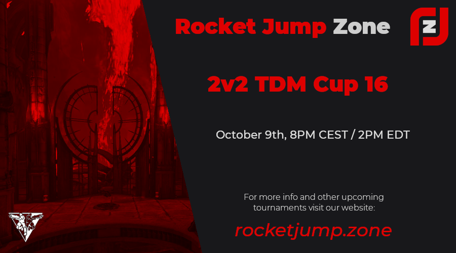 2v2 TDM Cup 16 by Rocket Jump Zone