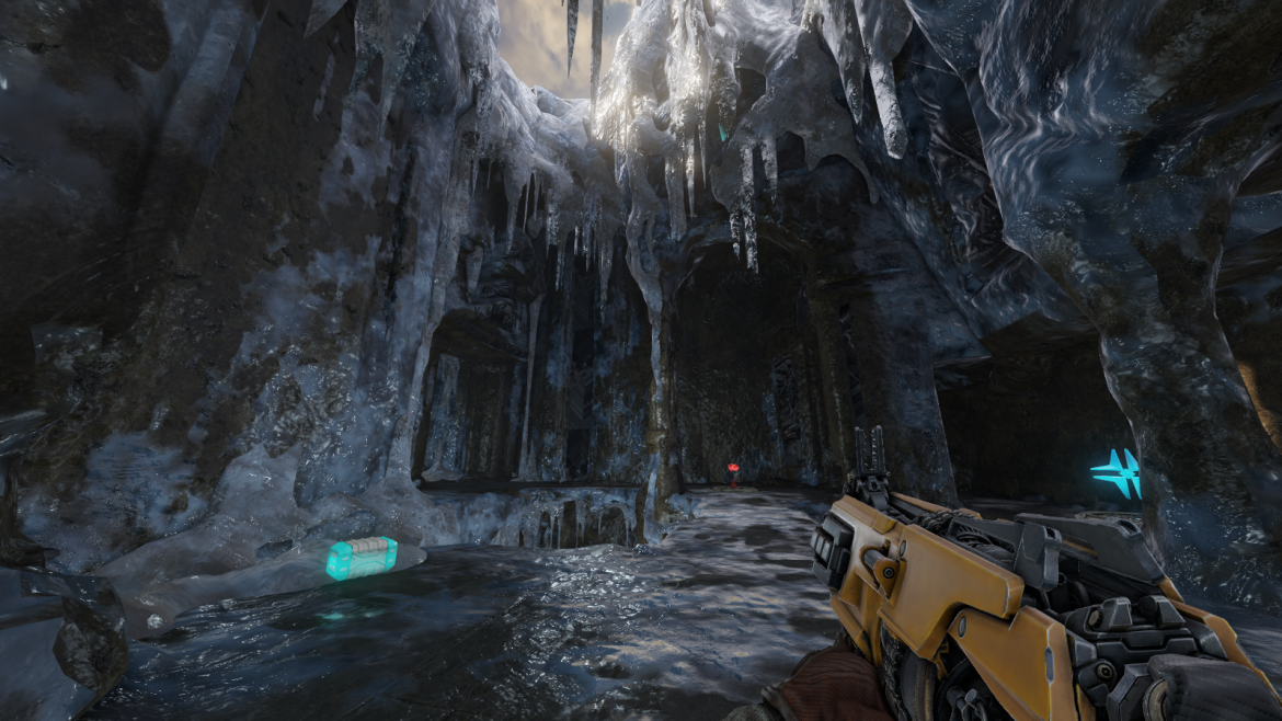 Winter Map available in the new PTS build