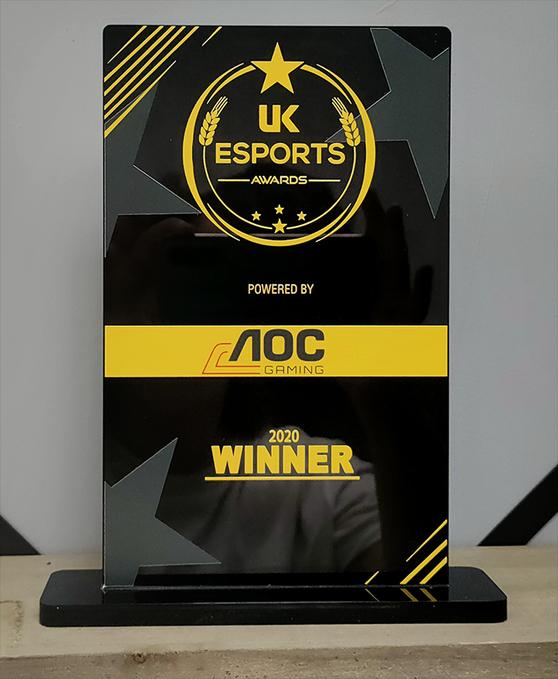 UK Esports Awards 2020