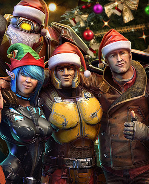 250 Platinum & Trophy Hunter Event Challenges are live in Quake Champions!