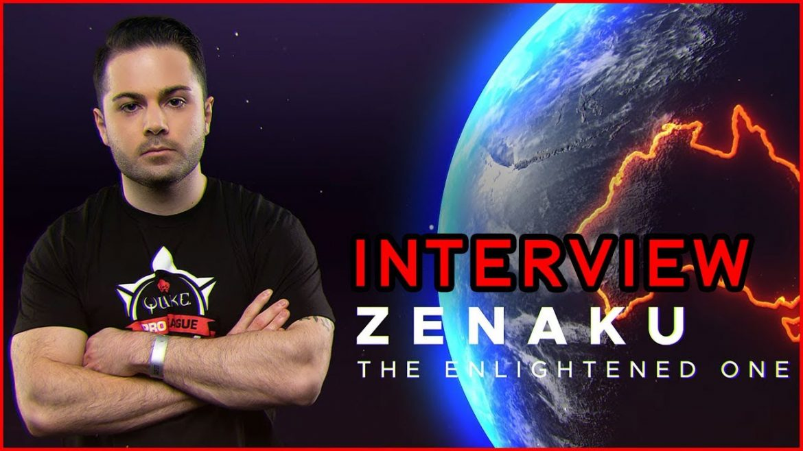 0D1NN – Quake Pro League Player Spotlight: ZenAku