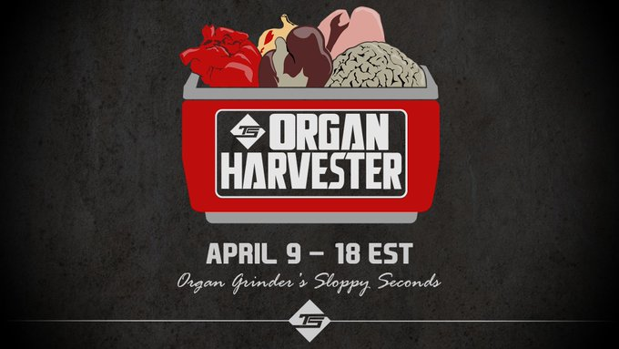 Organ Harvester ft. FortyLions & GMT