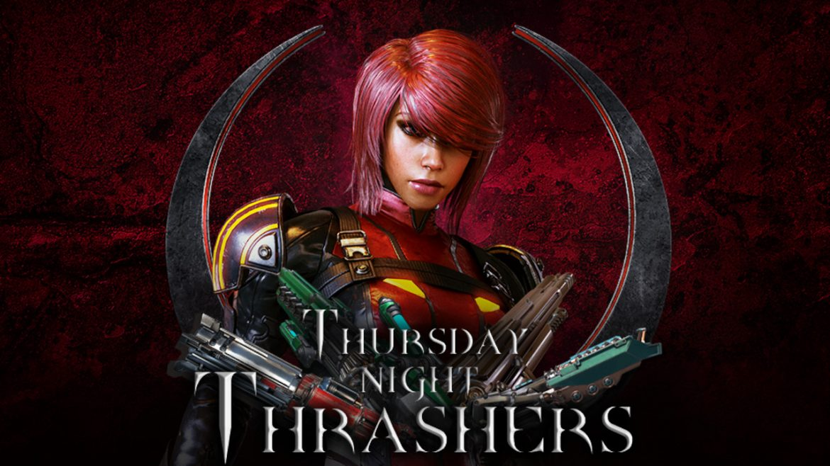 Thursday Night Thrashers V