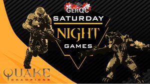 GerQC Saturday Night Games 3vs3 CTF Draft Cup