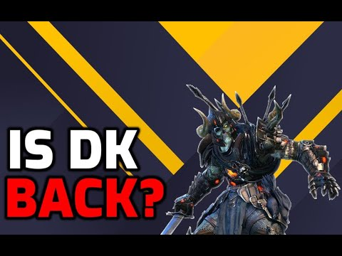 Death Knight back in the meta? -Vengeur