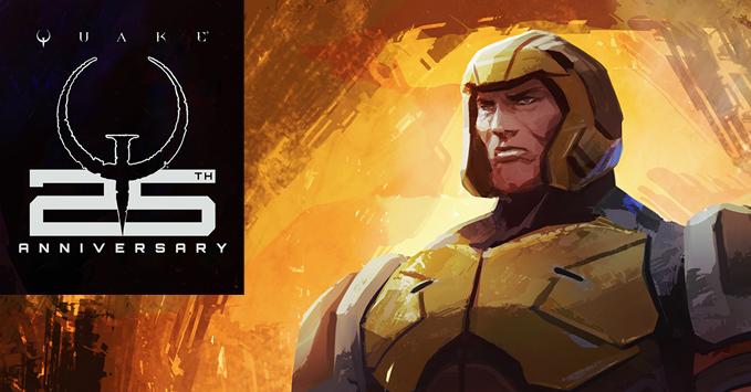 Happy 25th Birthday, Quake!