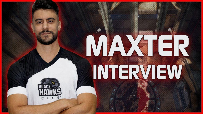 Quake Pro League Player Spotlight: Maxter – 0d1nn