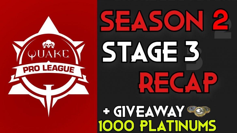 Vengeur Stage3 Recap + Giveaway 1000 Platinum