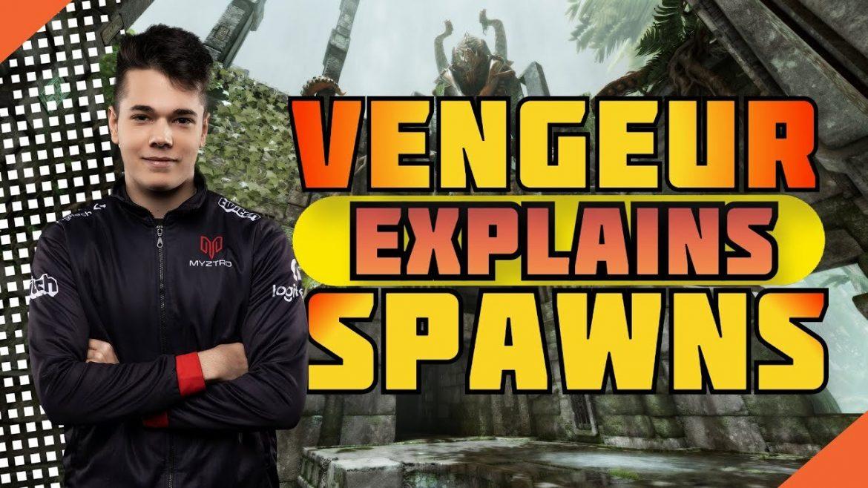 Vengeur Explains Spawns on Awoken