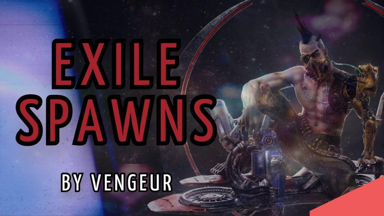 VENGEUR Explains Exile Spawns in #QuakeChampions