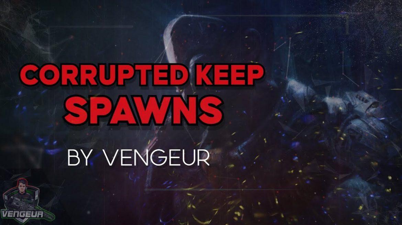 Vengeur Corrupted Keep Spawns