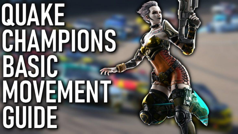 Quake Champions Basic Movement Guide