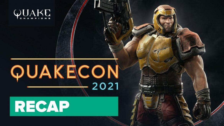 ZENAKU's #QuakeCon 2021 Finals Breakdown for #QuakeChampions